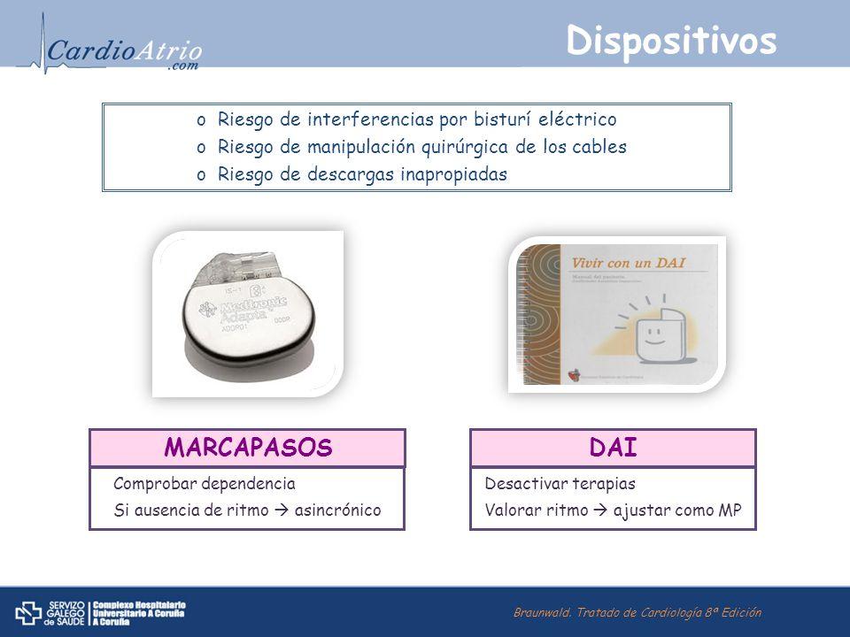 Dispositivos MARCAPASOS DAI