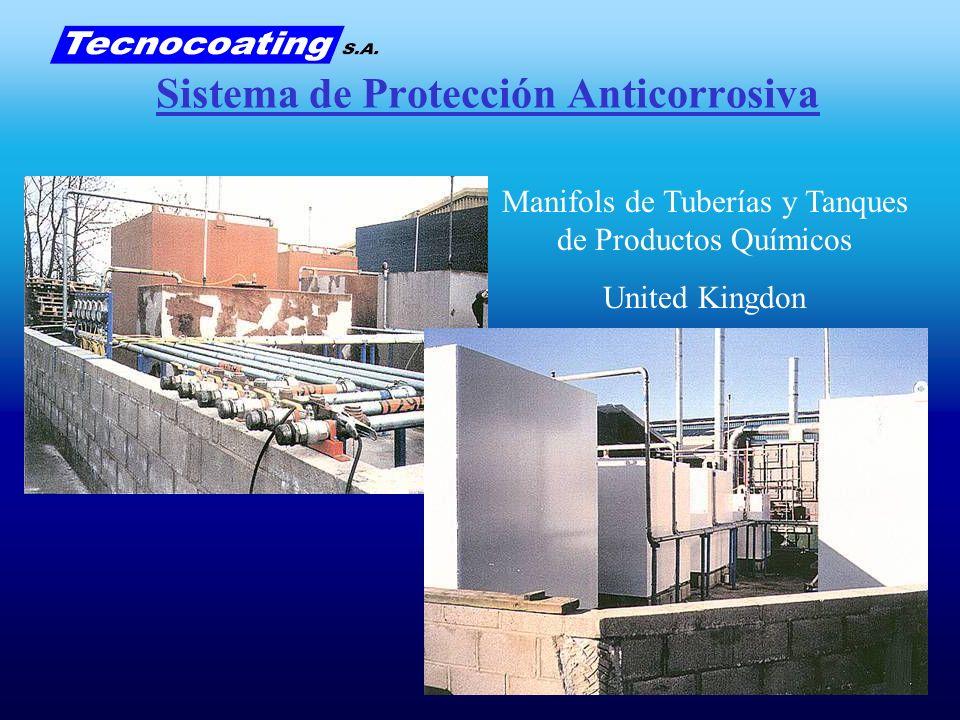 Sistema de Protección Anticorrosiva