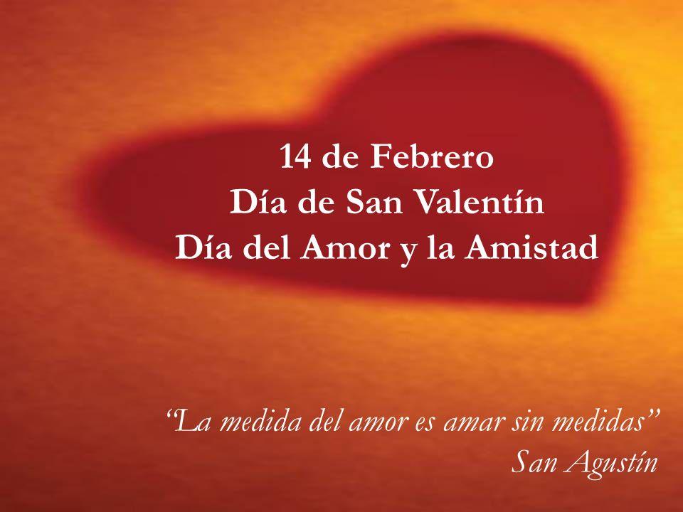 Día del Amor y la Amistad
