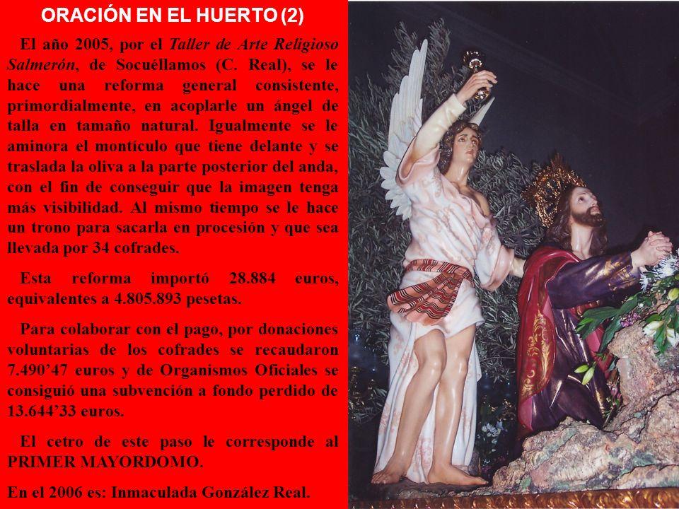 ORACIÓN EN EL HUERTO (2)