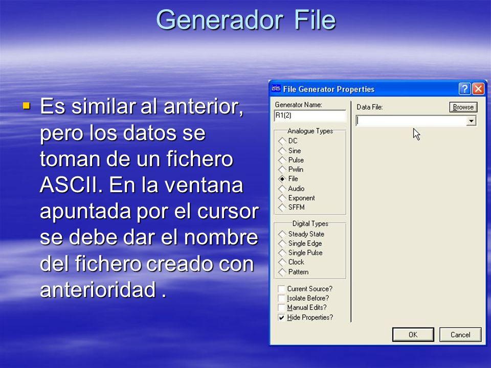 Generador File