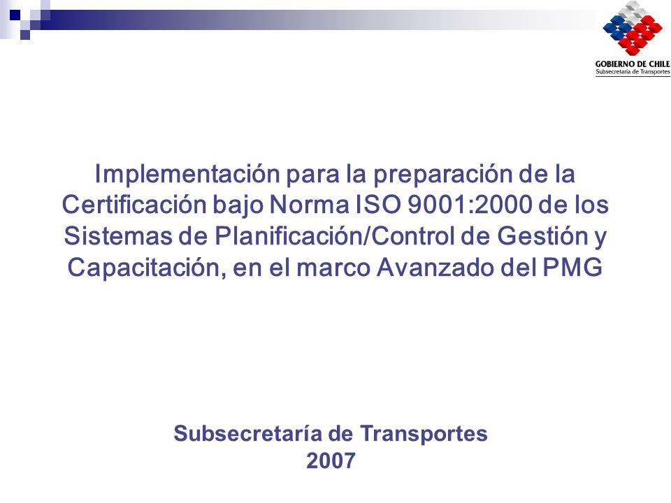 Subsecretaría de Transportes