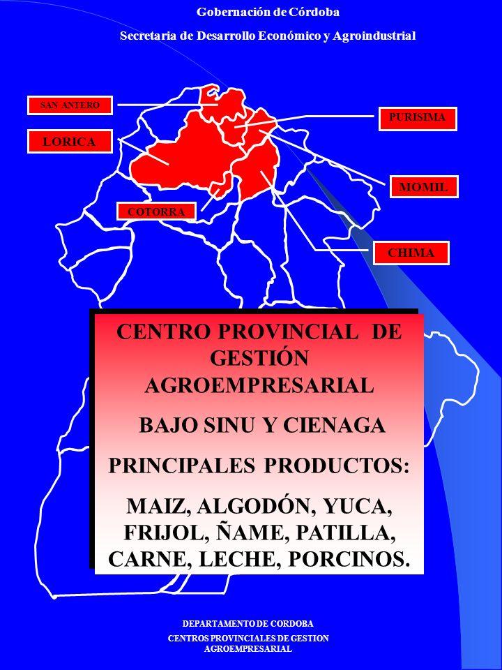 CENTRO PROVINCIAL DE GESTIÓN AGROEMPRESARIAL
