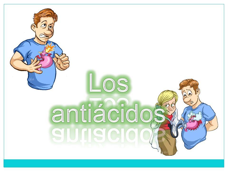Los antiácidos