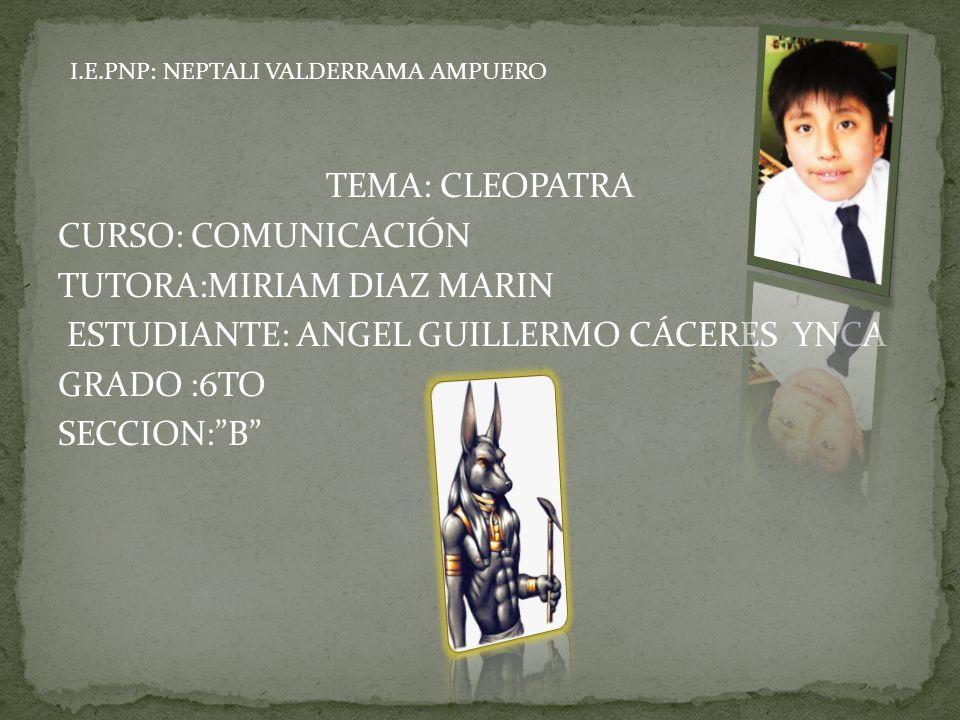 I.E.PNP: NEPTALI VALDERRAMA AMPUERO