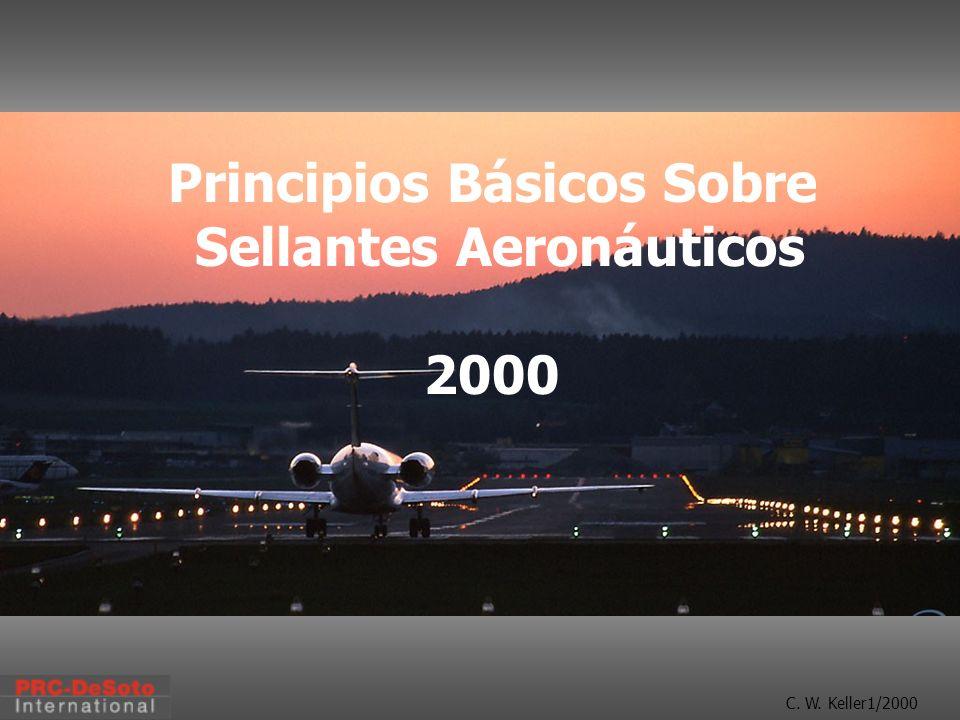 Principios Básicos Sobre Sellantes Aeronáuticos