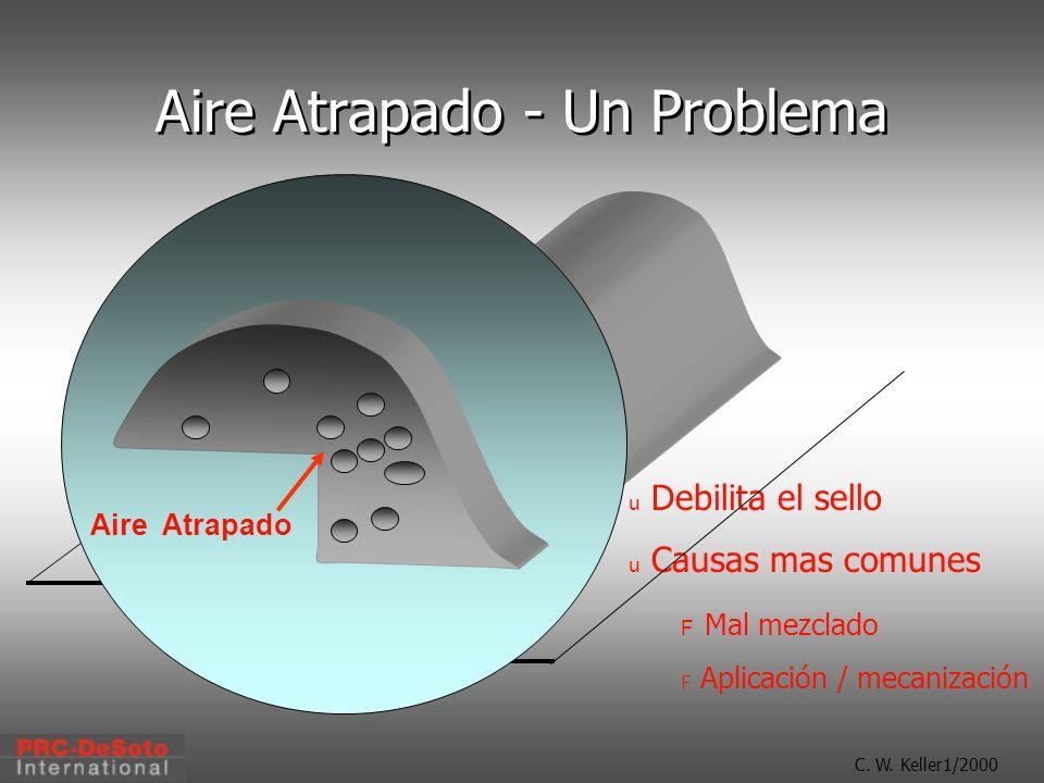 Aire Atrapado - Un Problema