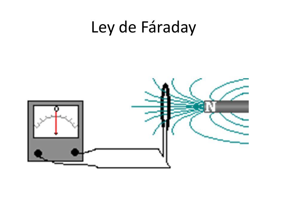 Ley de Fáraday