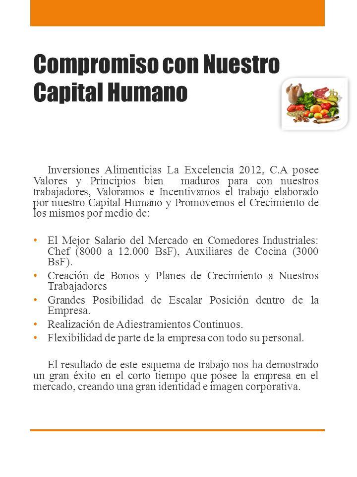 Compromiso con Nuestro Capital Humano