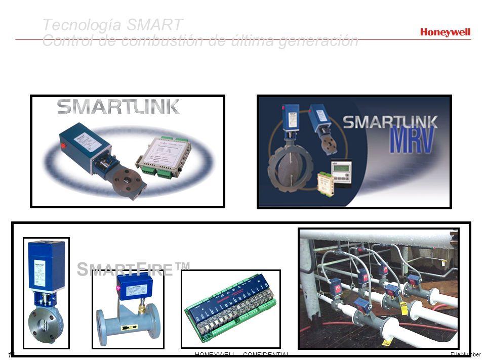Tecnología SMART Control de combustión de última generación