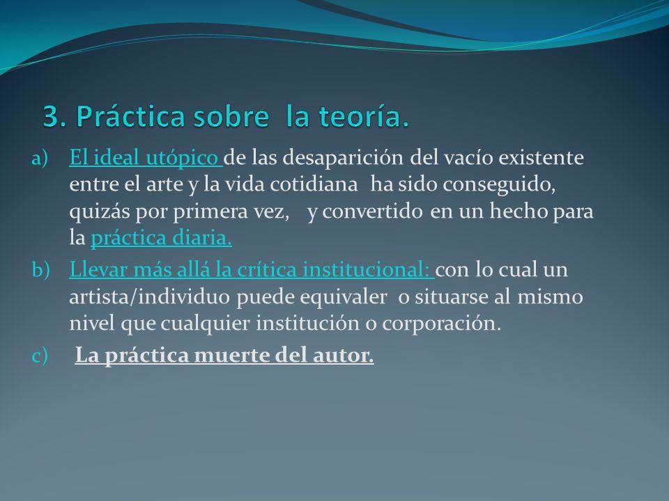 3. Práctica sobre la teoría.