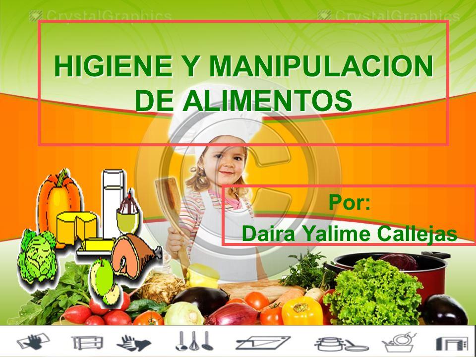 Higiene y manipulacion de alimentos ppt video online descargar - Higiene alimentaria y manipulacion de alimentos ...
