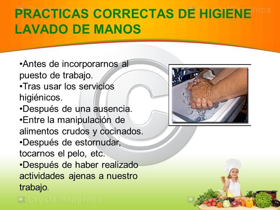 Higiene y manipulacion de alimentos ppt video online for Manual de buenas practicas de higiene y manipulacion de alimentos