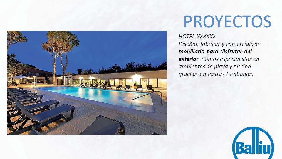 PROYECTOS HOTEL XXXXXX
