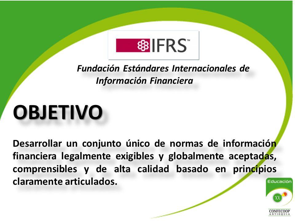 Fundación Estándares Internacionales de Información Financiera