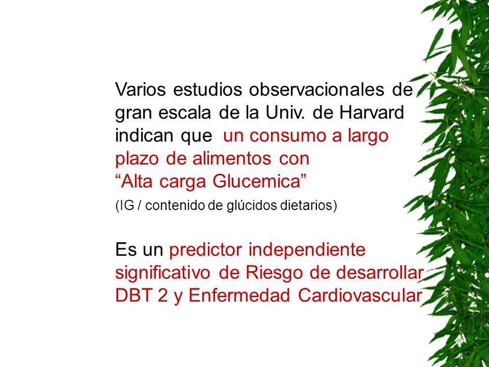 Varios estudios observacionales de gran escala de la Univ