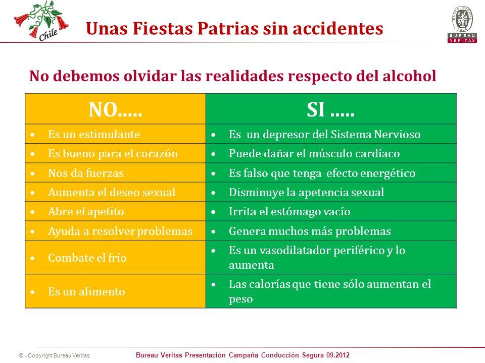 No debemos olvidar las realidades respecto del alcohol