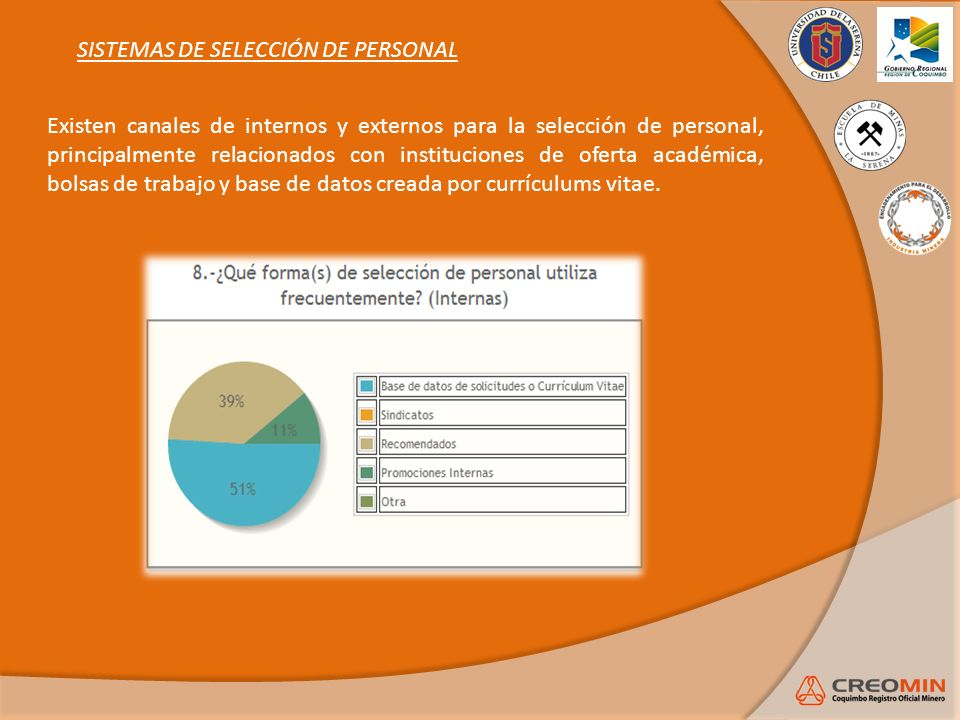 SISTEMAS DE SELECCIÓN DE PERSONAL