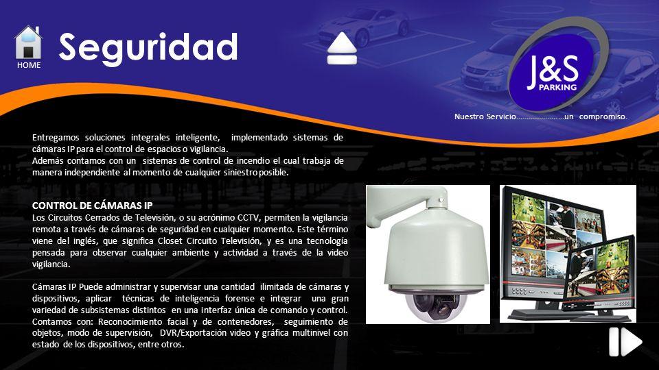 Seguridad CONTROL DE CÁMARAS IP HOME