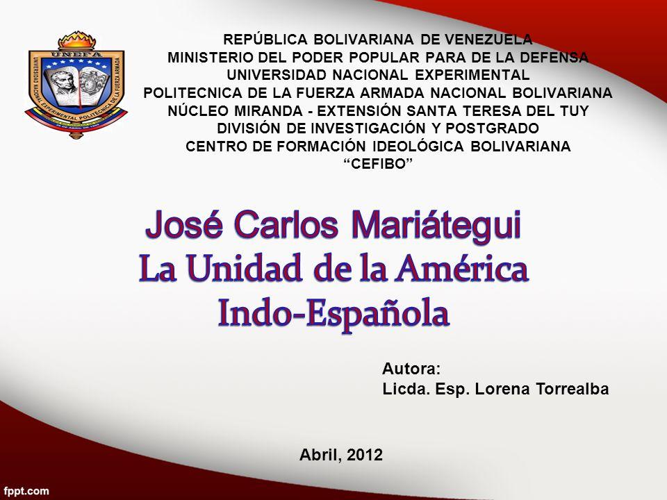 CENTRO DE FORMACIÓN IDEOLÓGICA BOLIVARIANA
