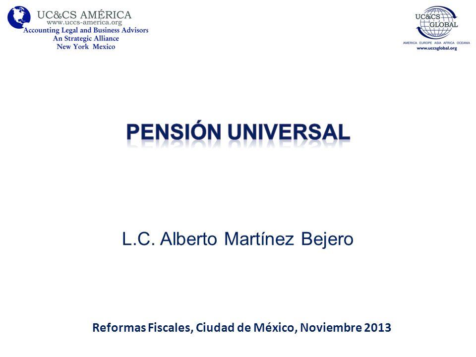 L.C. Alberto Martínez Bejero