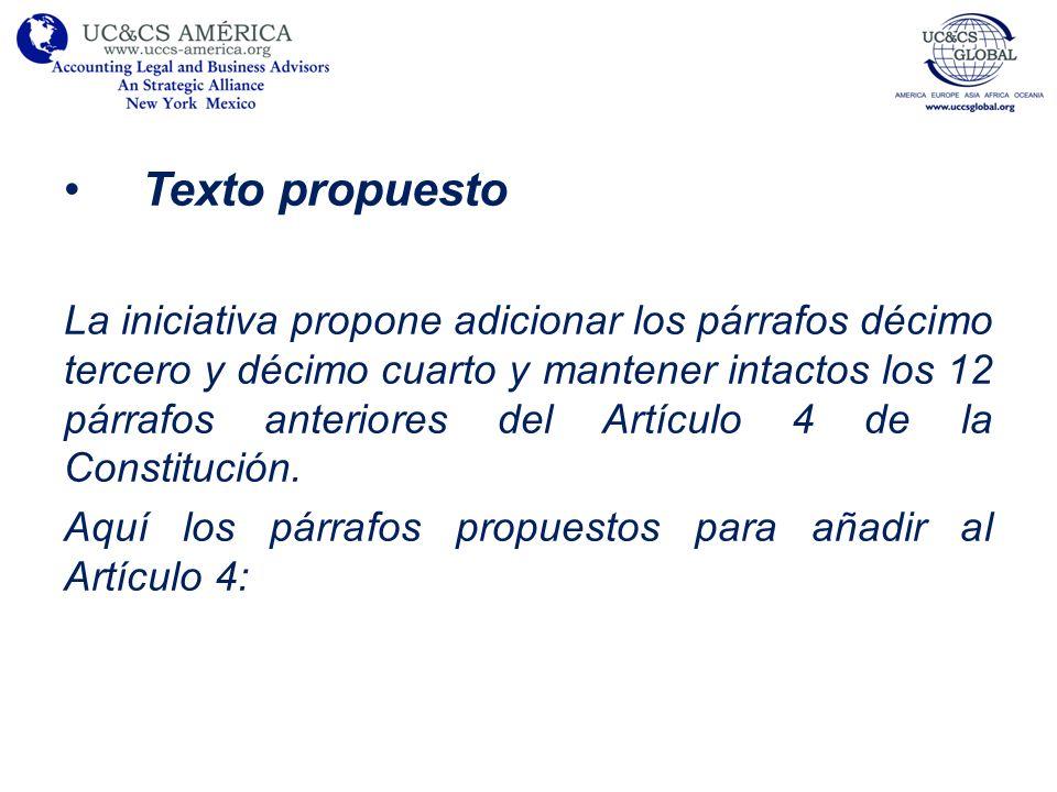 Texto propuesto