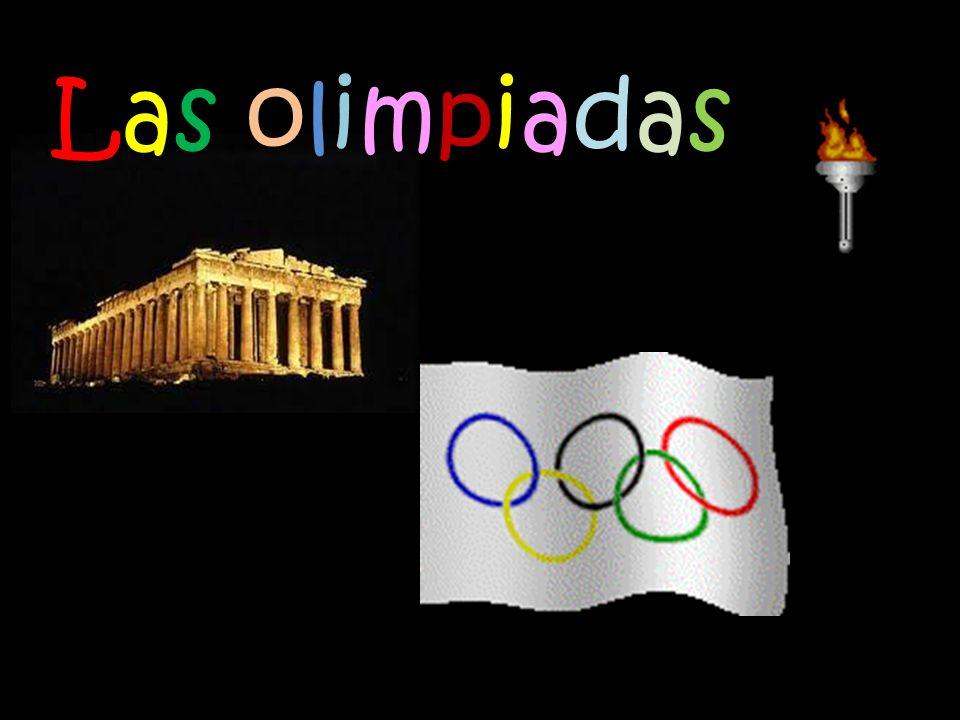 Las olimpiadas