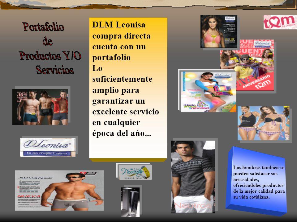 Portafolio de Productos Y/O Servicios