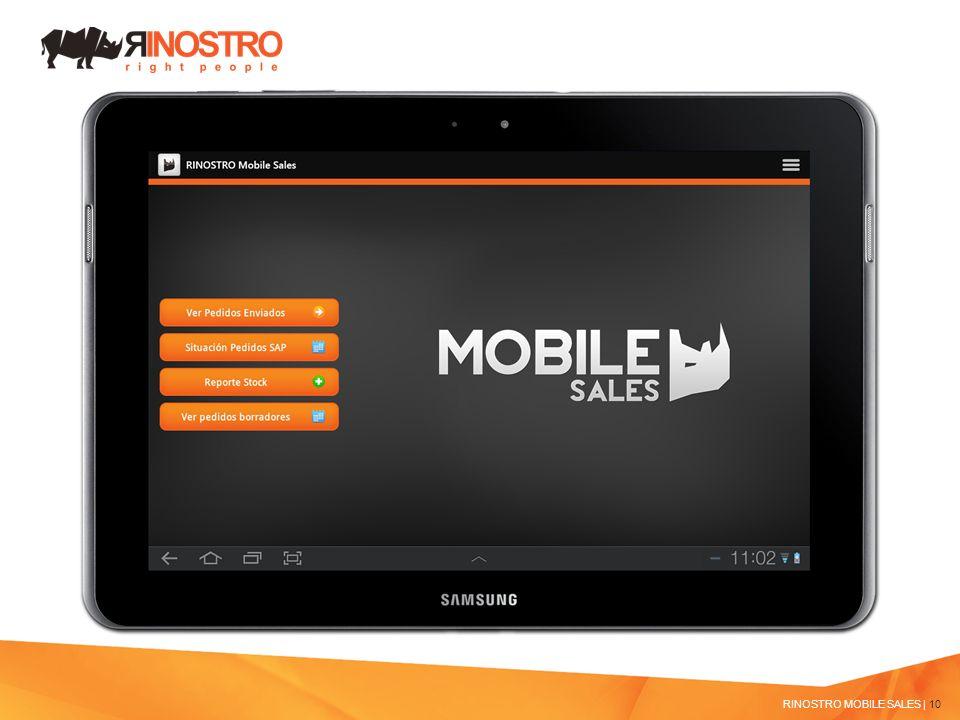 RINOSTRO MOBILE SALES | 10