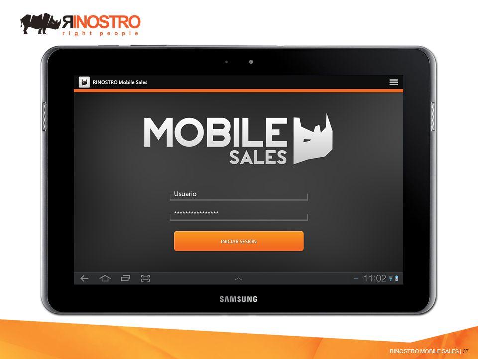 RINOSTRO MOBILE SALES | 07