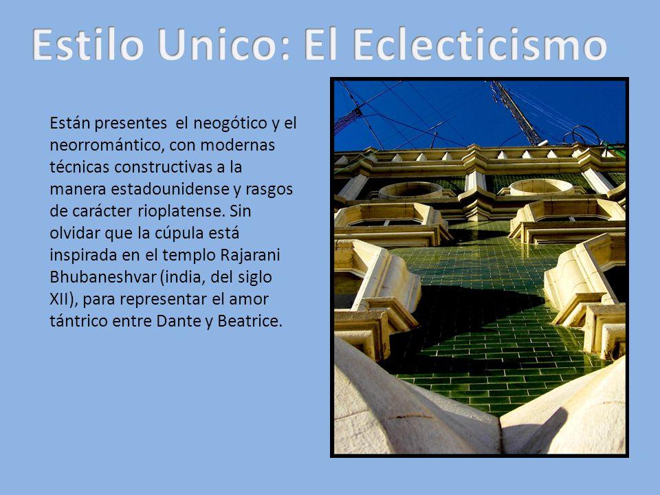 Estilo Unico: El Eclecticismo