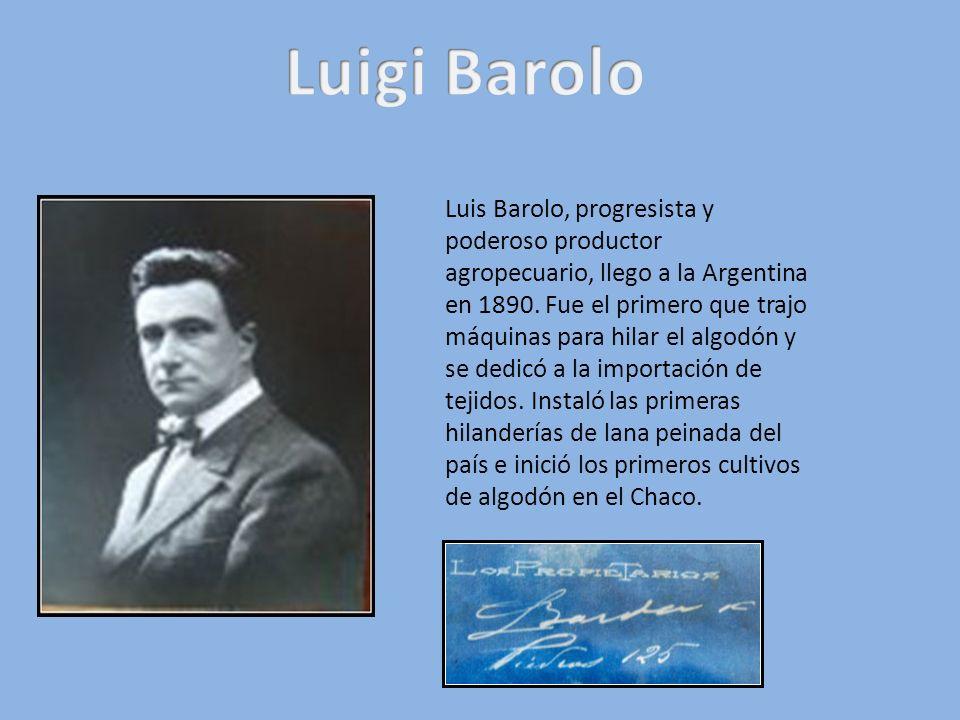 Luigi Barolo