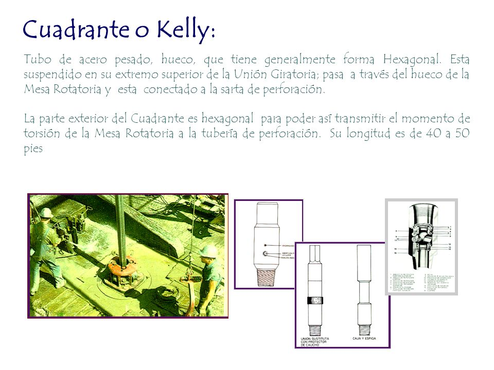 Cuadrante o Kelly: