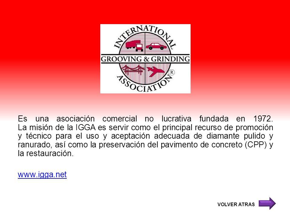 Es una asociación comercial no lucrativa fundada en 1972