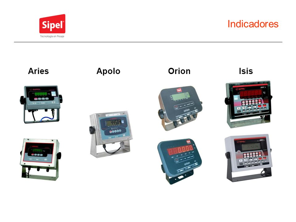 Indicadores Aries Apolo Orion Isis