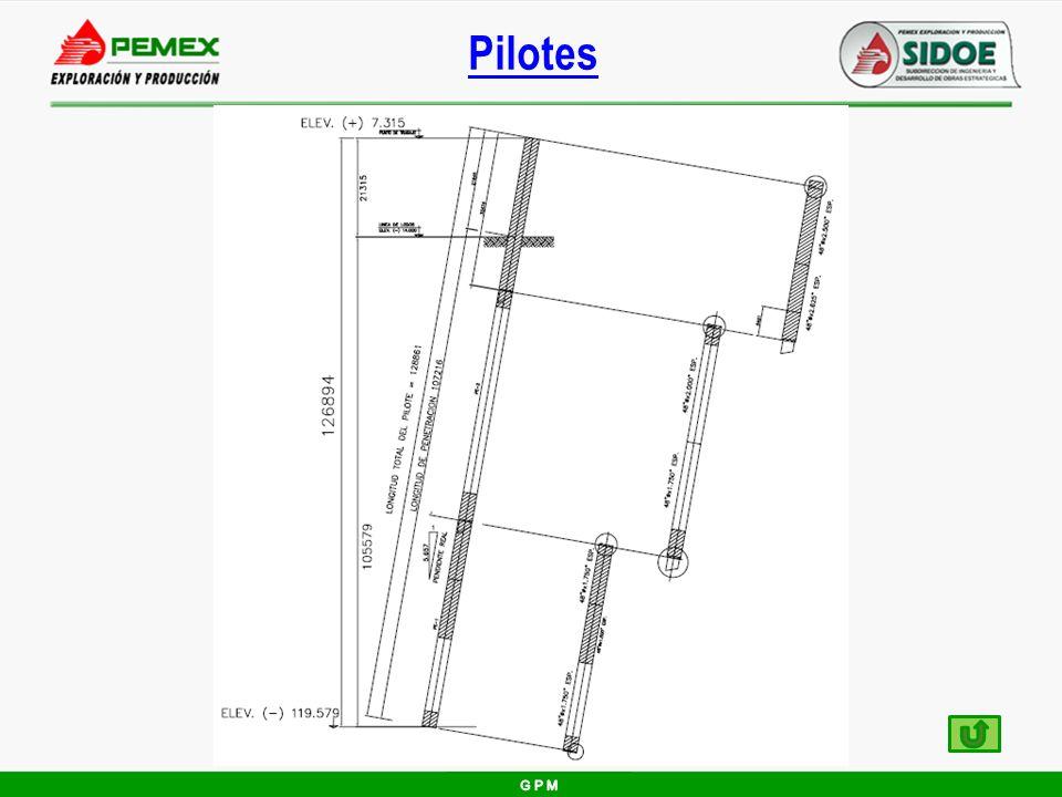 Pilotes G P M