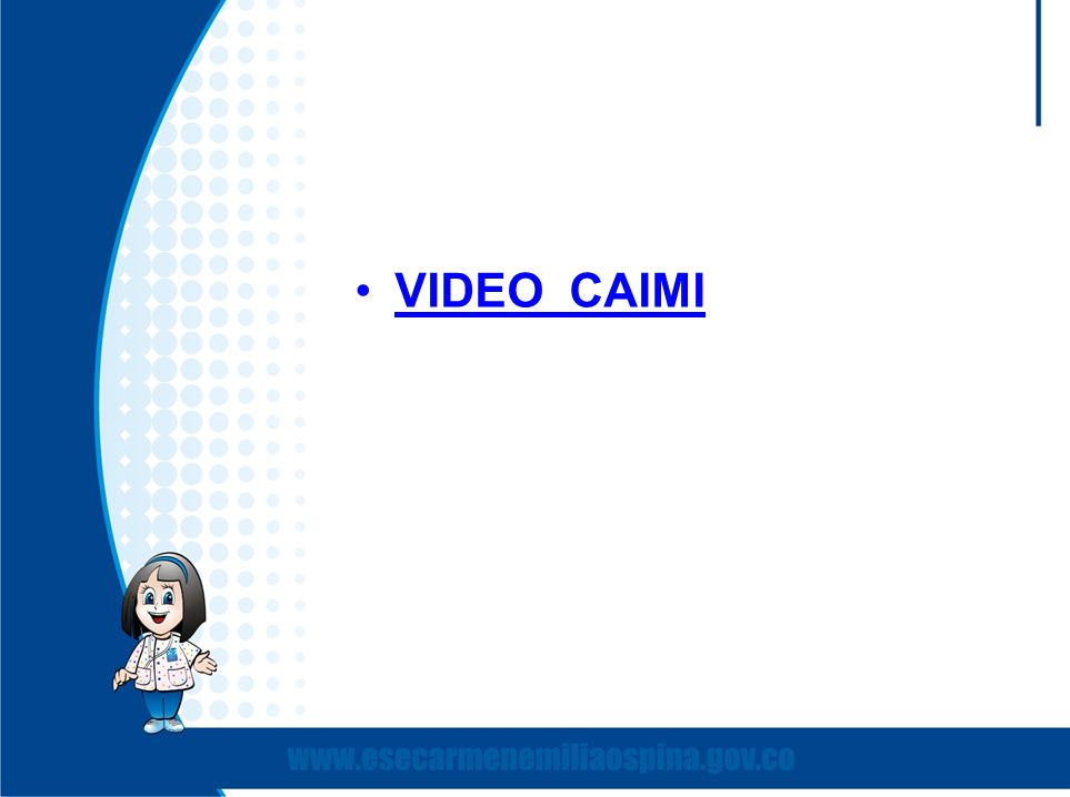VIDEO CAIMI