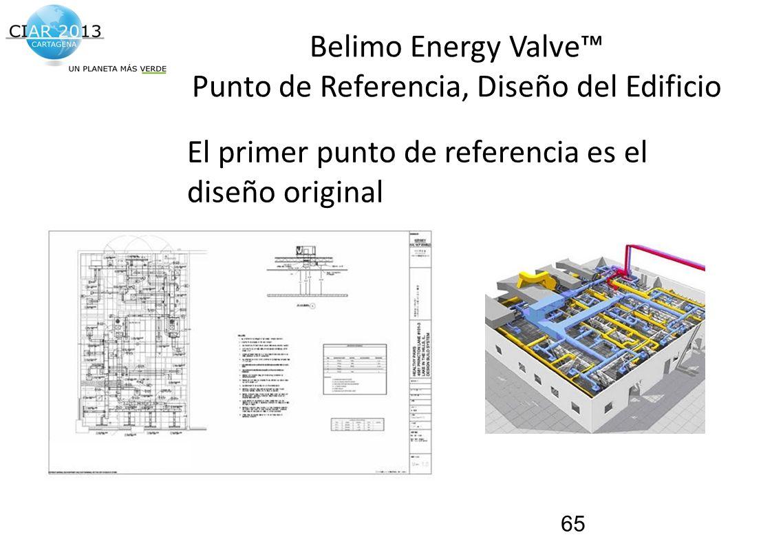 Belimo Energy Valve™ Punto de Referencia, Diseño del Edificio