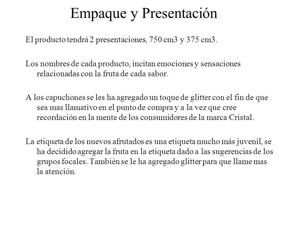 Empaque y Presentación