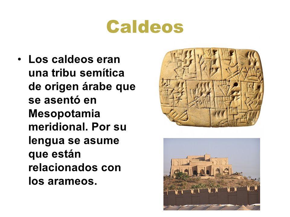 Caldeos