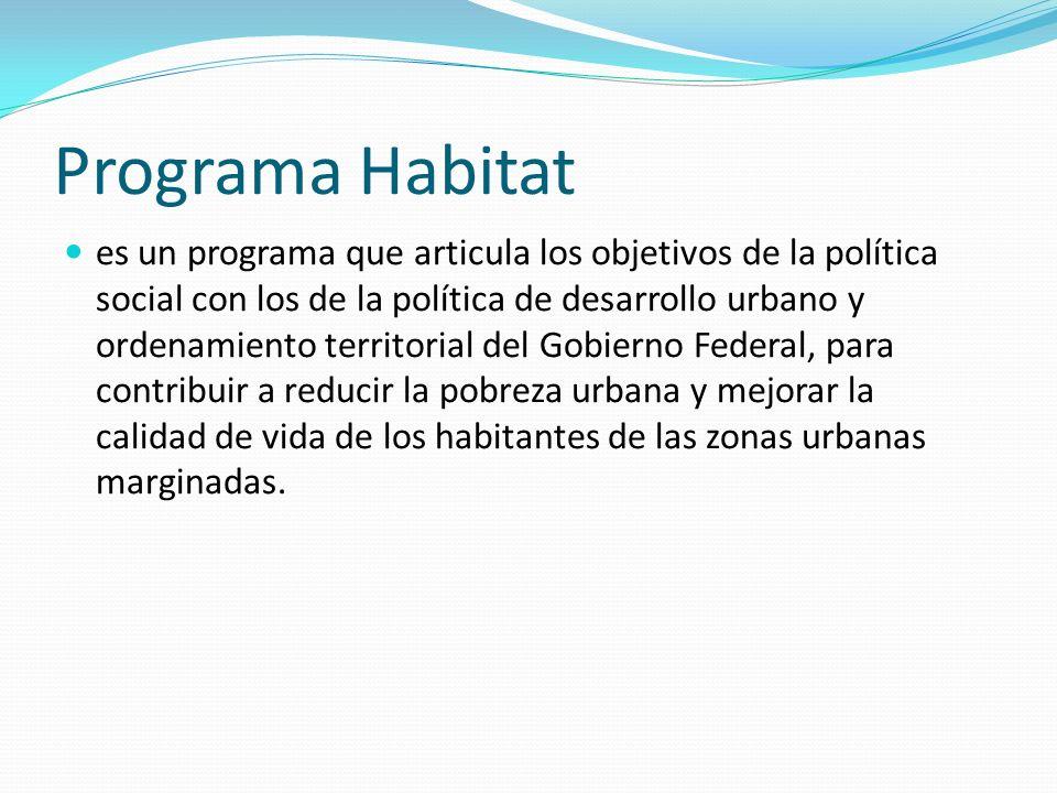 Programa Habitat
