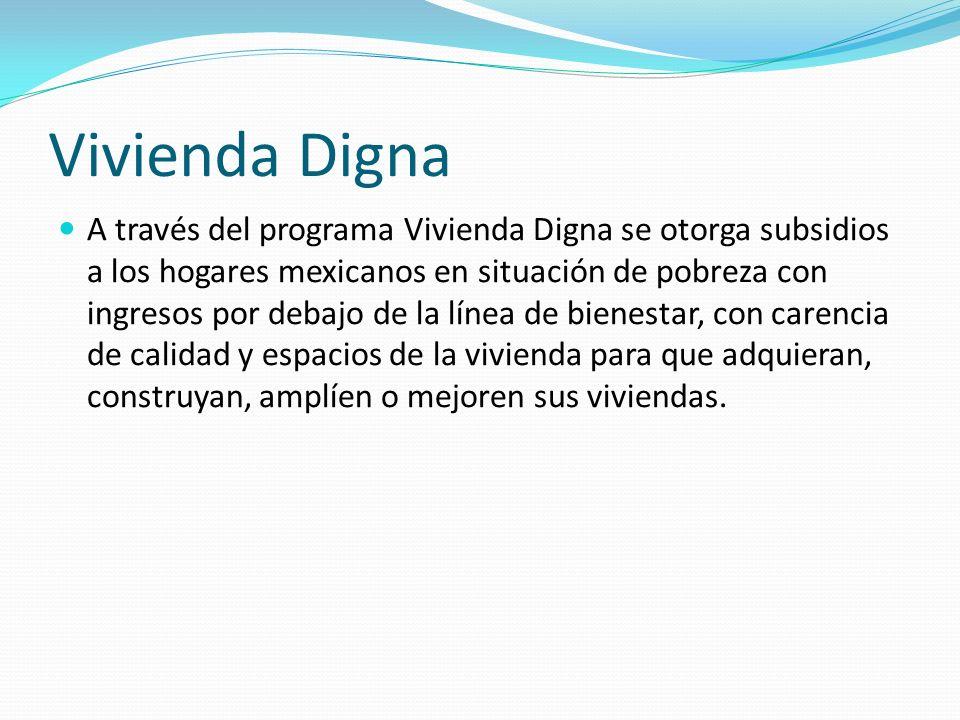 Vivienda Digna