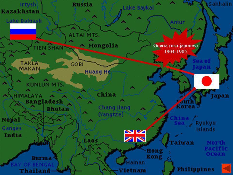 Guerra ruso-japonesa 1904-1905