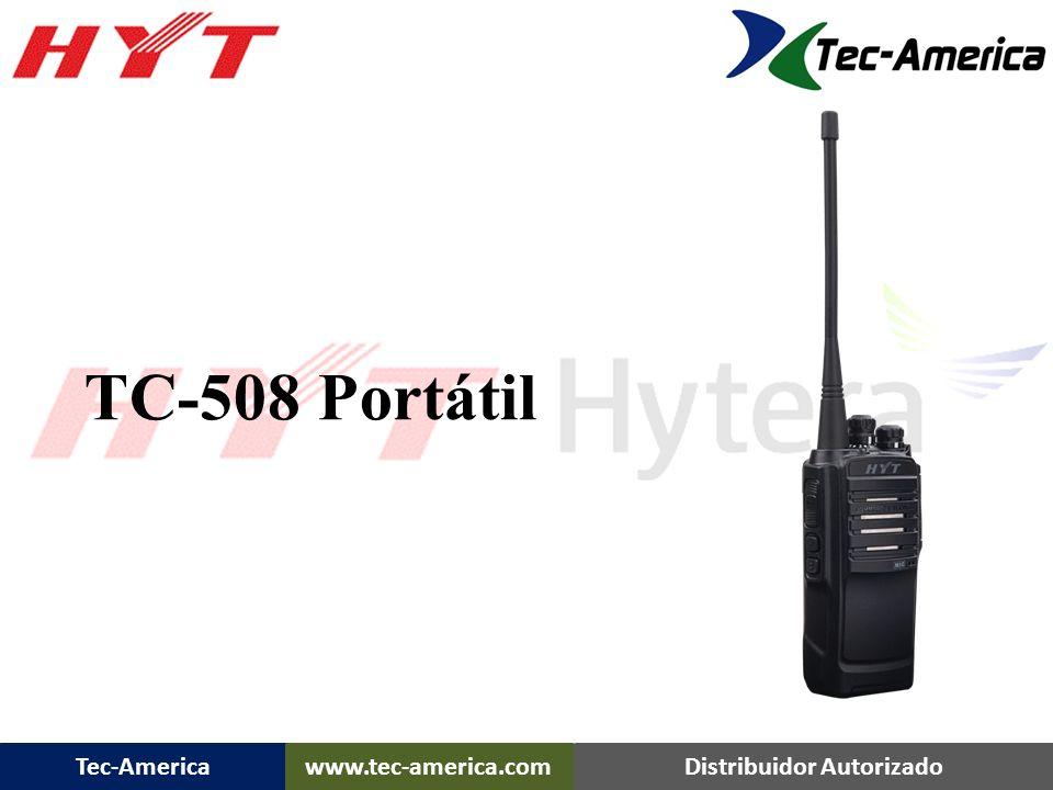 TC-508 Portátil
