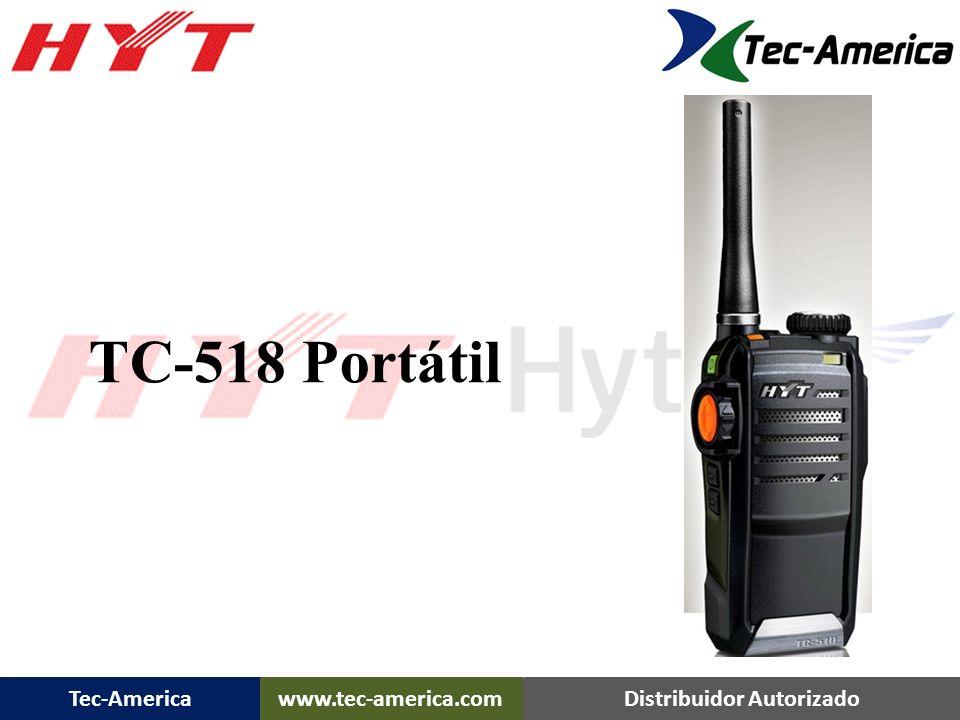 TC-518 Portátil
