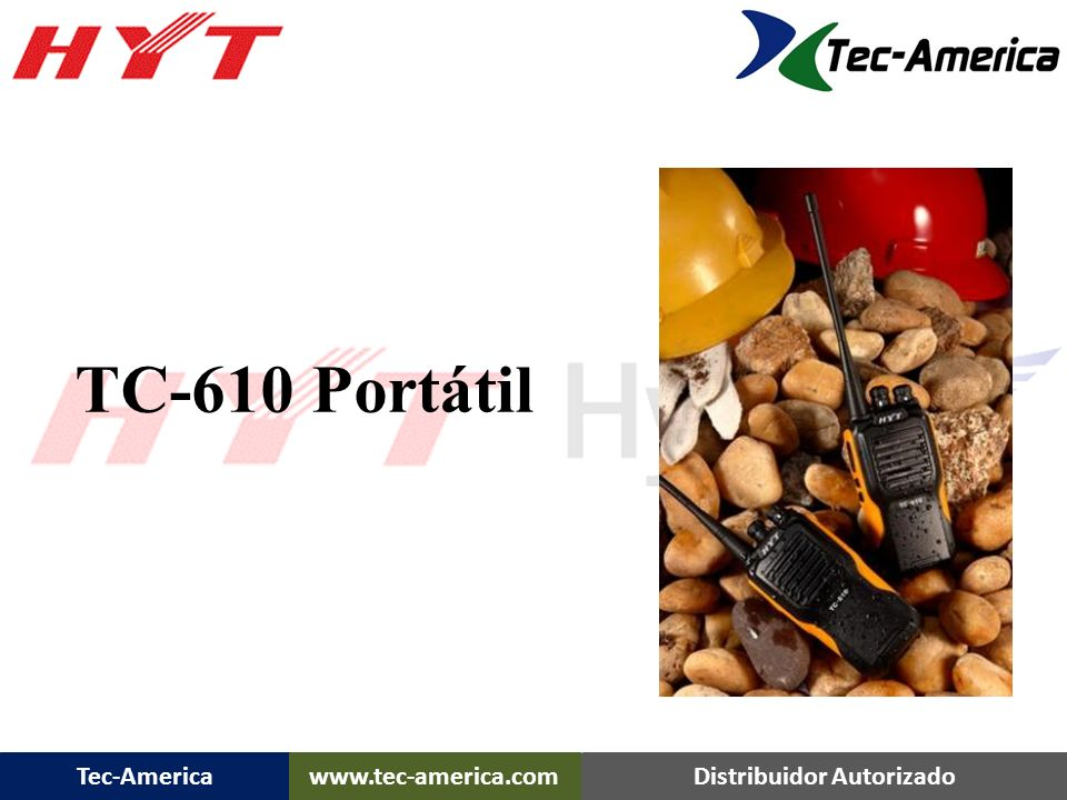 TC-610 Portátil