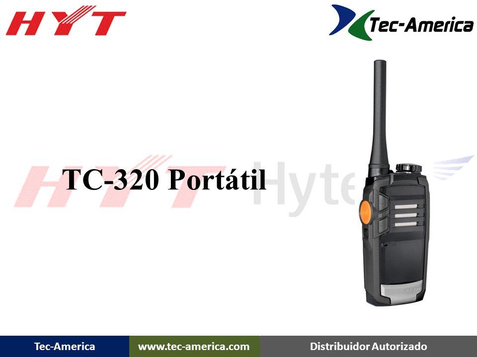 TC-320 Portátil