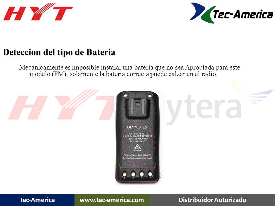 Deteccion del tipo de Bateria