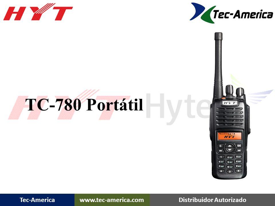 TC-780 Portátil