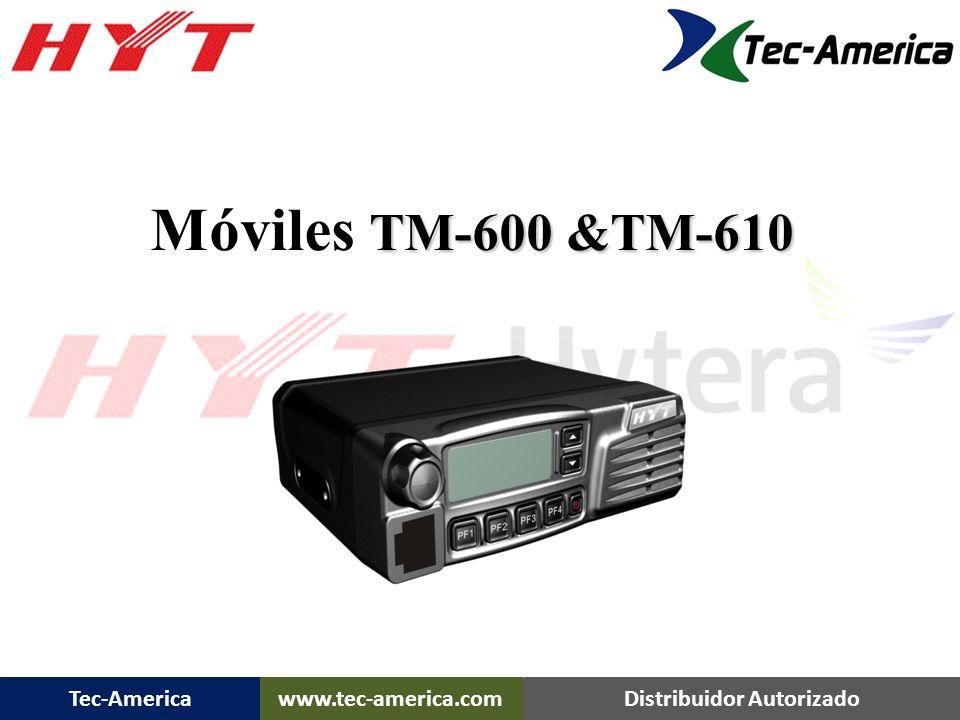 TM-610 Movil Móviles TM-600 &TM-610